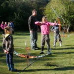 Jarman Centre Archery . . . and for children
